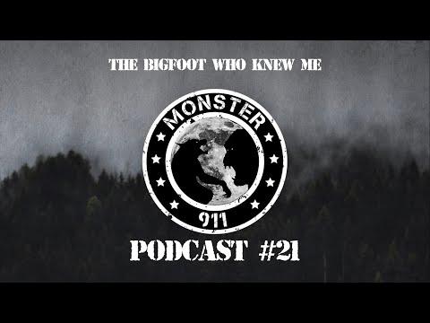"""""""The Bigfoot Who Knew Me"""", Episode #21--Dogman Sasquatch Oklahoma Encounters"""
