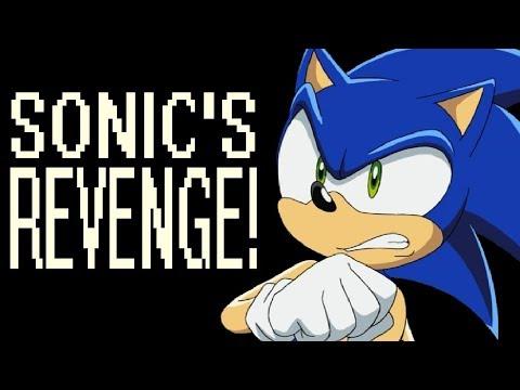 Sonic the Hedgehog - Sonic's Revenge!