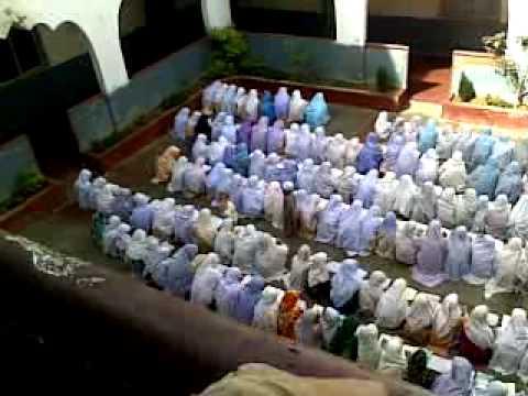 Womens Section Minhaj Ul Sharia Darul uloom in Karachi madrasa