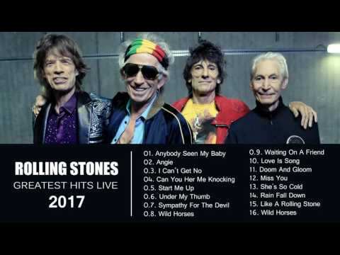 Rolling Stones Greatest Hits [Live] - Rolling Stones Best Songs Full Album