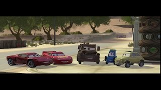 Cars:Mater National - Walkthrough - Part 1