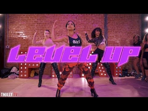 Level Up | Ciara | Aliya Janell Choreography | Queens N Lettos