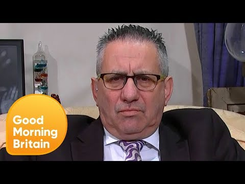 Jon Venables' Ex-Lawyer Comments on the Calls to Remove His Anonymity | Good Morning Britain