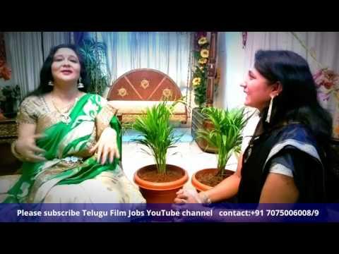 చిన్న చర్చ || Full interview Padmini Nagulapalli by Telugu Film Jobs