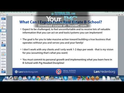 Lars Hedenborg – Real Estate B School 2015 download