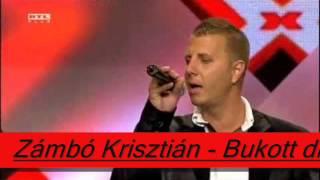Zámbó Krisztián - Bukott Diák