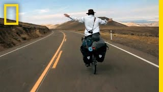 Life Lessons From a 7-Thousand-Mile Bike Ride | Short Film Showcase