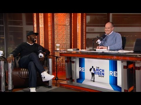 NFL Network Analyst Marshall Faulk Weighs in on Week 6 NFL Match Ups - 10/14/16