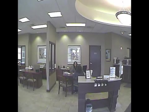 Bank Robbery Video
