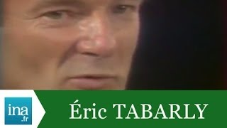 "Eric Tabarly ""beaucoup de concurrents n"