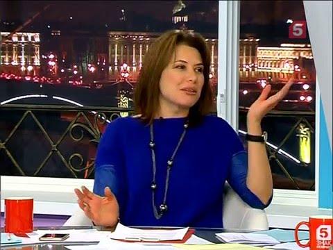 Гость программы: актриса театра и кино Татьяна Колганова