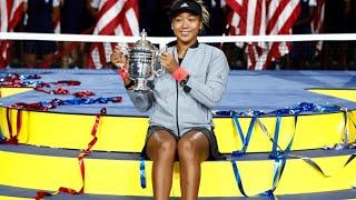 Серена Уильямс со скандалом проиграла US Open 2018 Наоми Осаке. Обзор и и статистика матча