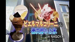 アイスTUBERの日々 名古屋スイーツの旅! 動画サムネイル