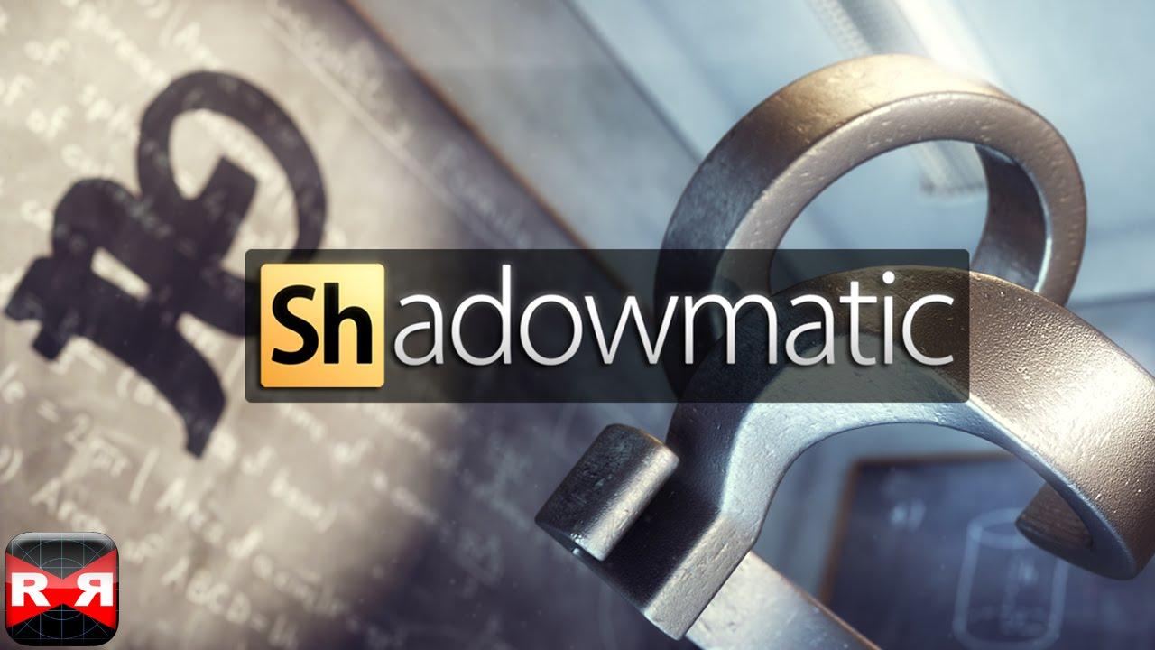 Descargar gratis Shadowmatic para iOS por tiempo limitado