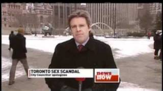 Scandal claims Toronto mayoral candidate   a News & Politics video