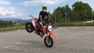 ktm 250cc Motard 2016