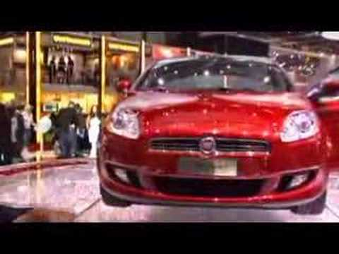 Interview with Frank Stephenson on the Fiat Bravo design