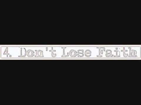 Don't Lose Faith - Gary Raymond