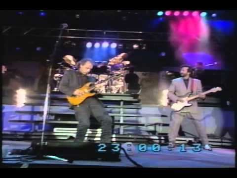 Dire Straits Live With Eric Clapton - Sultans Of Swing
