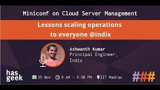 Lessons scaling operations to everyone @indix