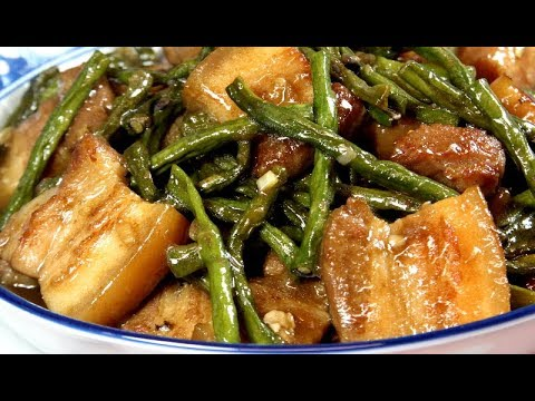 stir-fry-pork-belly-with-chinese-long-beans