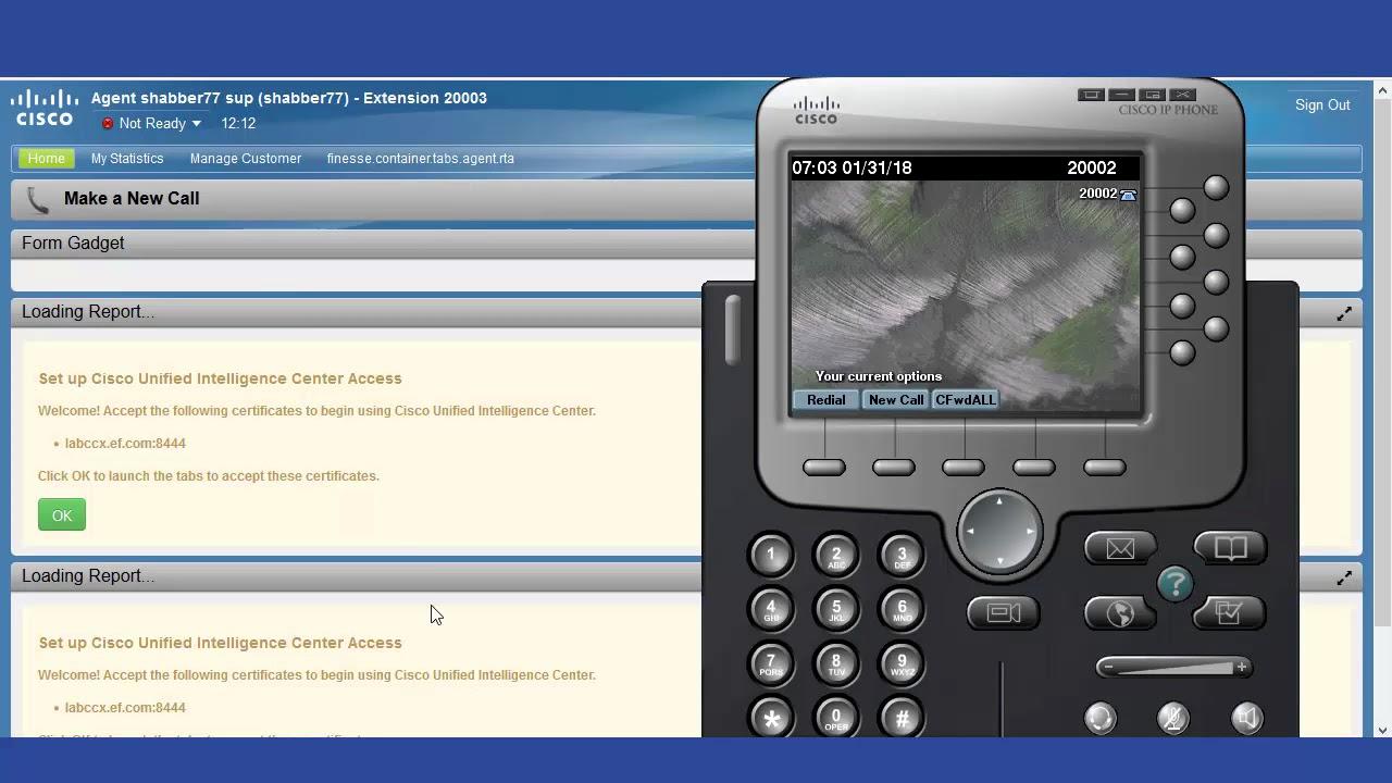 Callcenter Agent Guidance (Cisco UCCX, UCCE, PCCE)