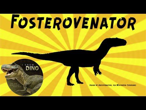 Fosterovenator: Dinosaur of the Day