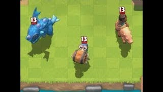 3 POSSIBLE NEW CARDS: WALL BREAKER, ELECTRO DRAGON & WOLF RIDER! | War Battles | Clash Royale