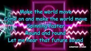 Christina Aguilera feat CeeLo Green - Make The World Move with Lyrics