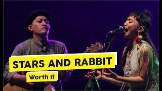 HD Stars and Rabbit Worth It Live at ARTJOG Juni 2018