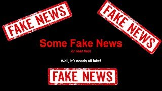 Fake News Stories - 12 July 2019