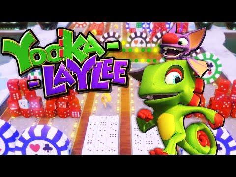 Die Cash-ino Welt!   18   YOOKA LAYLEE