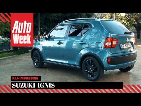 Suzuki Ignis - AutoWeek Review