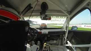 Старт ETCC 2013 Slovakiaring.