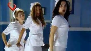 Natalia Oreiro, Sos Mi Vida capitulo 34, enfermeras sexys