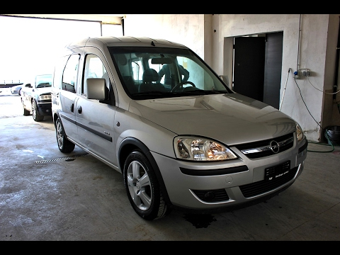 Opel Combo 1.6 CNG 2006 97hp
