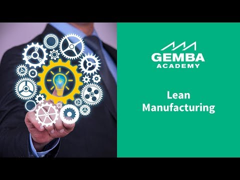 Introduction to Lean Manufacturing - 2011 Edition
