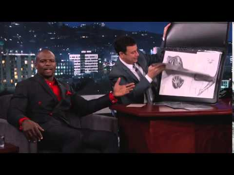 Holy crap Terry Crews is talented