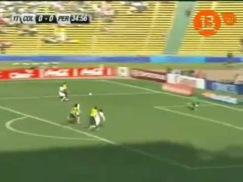 Peru vs Colombia 0:1 HD Eliminatorias Mundial Brasil 2014 South American World Cup Qualifiers Videos De Viajes