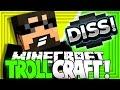 Minecraft: TROLL CRAFT | CRAINER DISS TRACK!! [14]