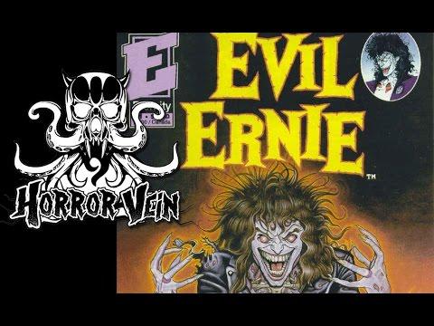 HORROR VEIN - Comic Book Spotlight - EVIL ERNIE by Brain Pulido