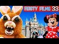 Feisty Films Episode 33: Disneyland Invaded by Feisty Pets!