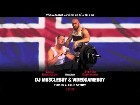DJ MuscleBoy - Án Þín ft. Sverrir Bergmann