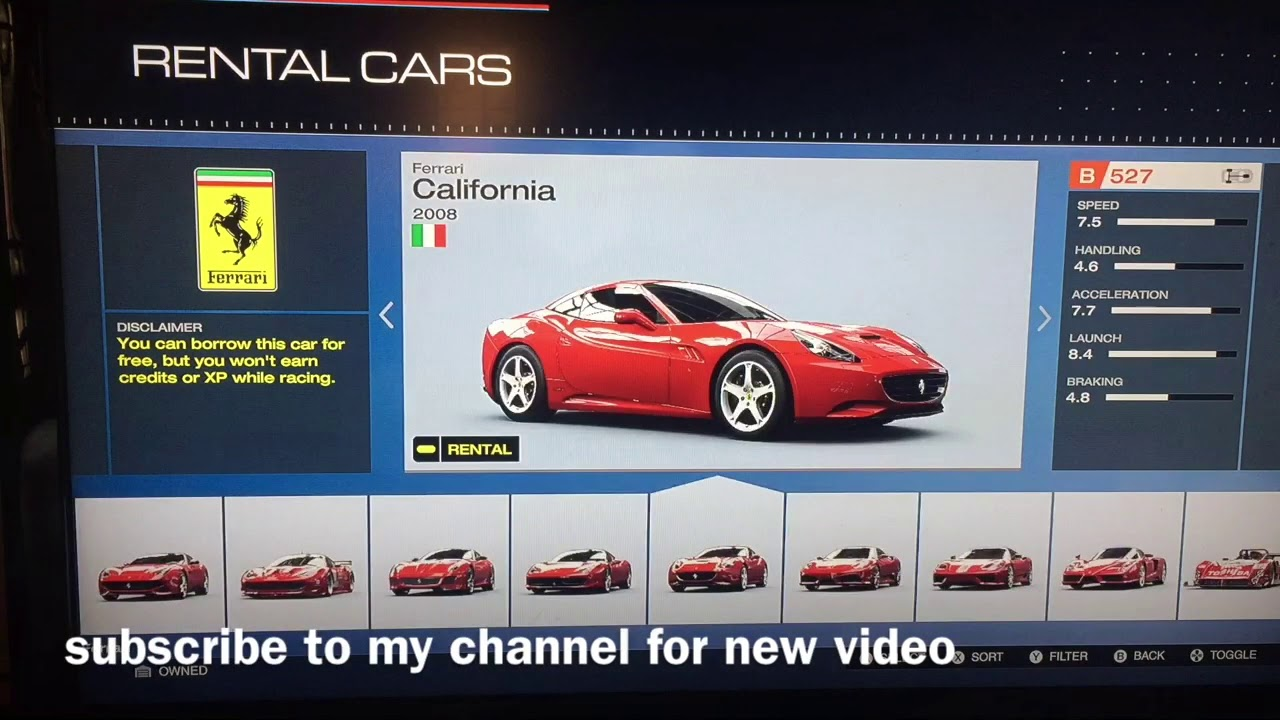 HOW TO PLAY MULTIPLAYER / SPLIT THE SCREEN IN FORZA 5 ON XBOX ONE BY GAME  PLAYERS