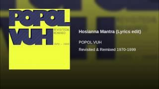 Hosianna Mantra (Lyrics edit)