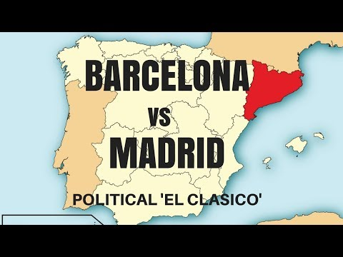 Catalonia Independence Explained: FC Barcelona & Catalan Independence Referendum 2017