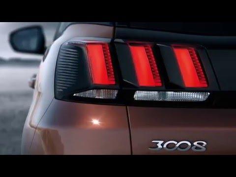 Nouveau Peugeot 3008 : la métamorphose !