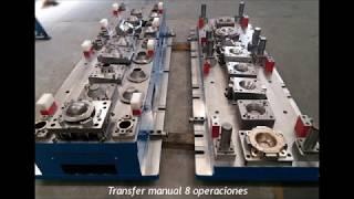 Механічна передача 8 operaciones