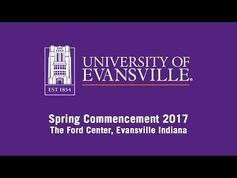 Spring Commencement 2017