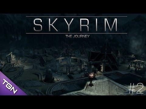 Skyrim - Riverwood With Alvor! #2